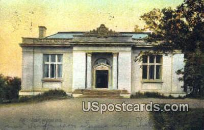 Public Library - Wausau, Wisconsin WI Postcard