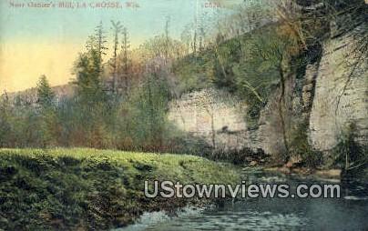 Ochier's Mill - La Crosse, Wisconsin WI Postcard