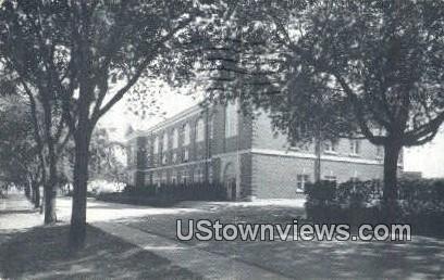 Rev Wojtalewicz Memorial Building - Sturtevant, Wisconsin WI Postcard