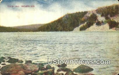Devils Lake - Baraboo, Wisconsin WI Postcard