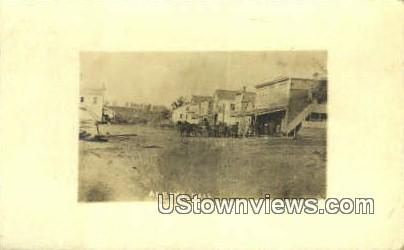 Real Photo - Albany, Wisconsin WI Postcard