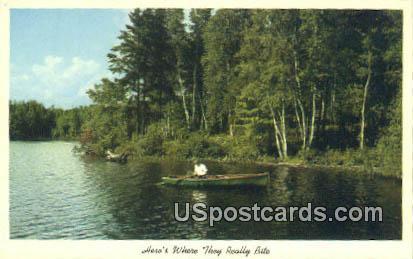 Misc, Wis Postcard      ;      Misc, Wisconsin
