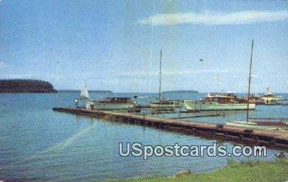 Eagle Harbor - Ephraim, Wisconsin WI Postcard