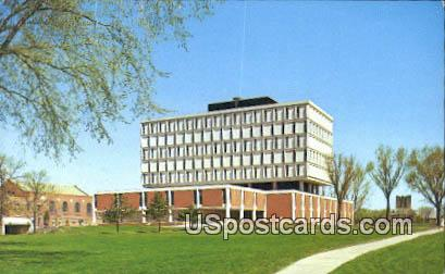 Herbert Bolton Hall, University of Wisconsin - MIlwaukee Postcard