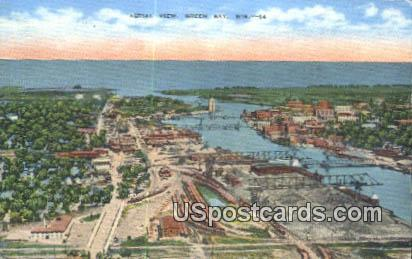 Green Bay, Wisconsin Postcard      ;      Green Bay, WI