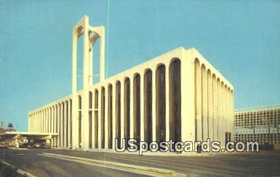 New Union Station - MIlwaukee, Wisconsin WI Postcard