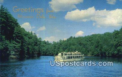 Wisconsin Dells, WI Postcard      ;      Wisconsin Dells, Wisconsin - Wisconsin Dells Postcards