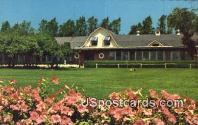 Honey Bear Farm - Powers Lake, Wisconsin WI Postcard
