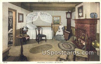 Milwaukee Public Museum - Misc, Wisconsin WI Postcard