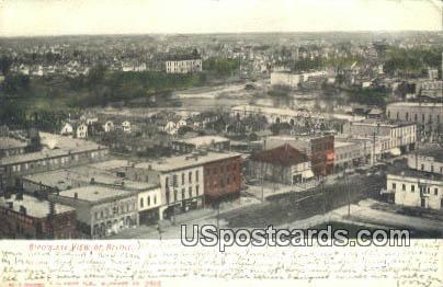 Beloit, Wis Postcard      ;      Beloit, Wisconsin