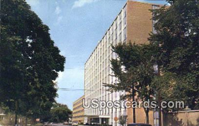 St Vincent's Hospital - Green Bay, Wisconsin WI Postcard