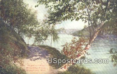 Billings Park - Superior, Wisconsin WI Postcard