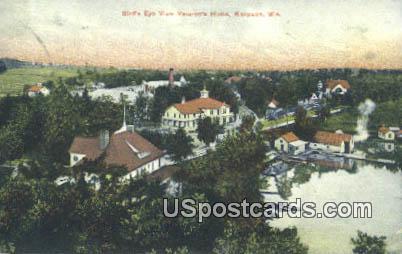 Veteran's Home - Waupaca, Wisconsin WI Postcard