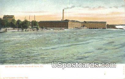 Grand Rapids, WI Postcard      ;      Grand Rapids, Wisconsin