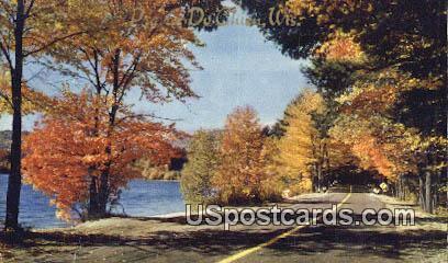 Prairie Du Chien, WI Postcard      ;      Prairie Du Chien, Wisconsin