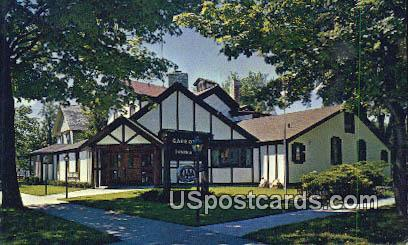 Gargoyle Lake, Wisconsin Postcard      ;      Gargoyle Lake, WI