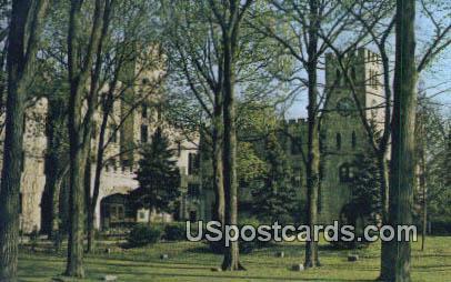 St John's Military Academy - Delafield, Wisconsin WI Postcard