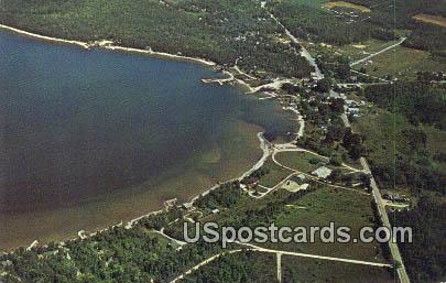 Door County - Ellison Bay, Wisconsin WI Postcard