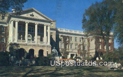 Bascom Hall, University of Wisconsin - Madison Postcard