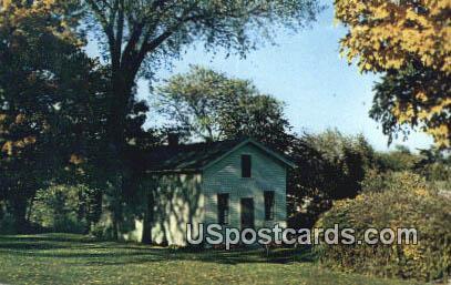First Kindergarten - Watertown, Wisconsin WI Postcard