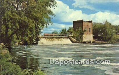 Chetek, Wisconsin Postcard      ;      Chetek, WI