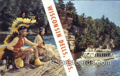 Wisconsin Dells, Wisconsin Postcard      ;      Wisconsin Dells, WI - Wisconsin Dells Postcards