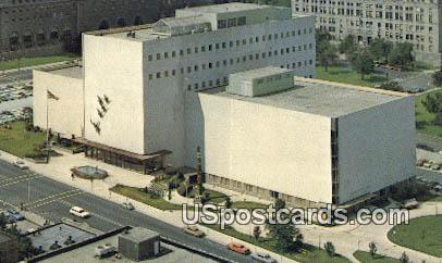 Milwaukee Public Museum - Wisconsin WI Postcard