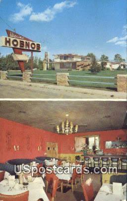 Higgins Hobnob - Racine, Wisconsin WI Postcard