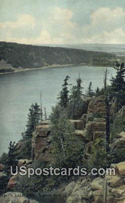Devil's Lake State Park, WI Postcard      ;      Devil's Lake State Park, Wisconsin