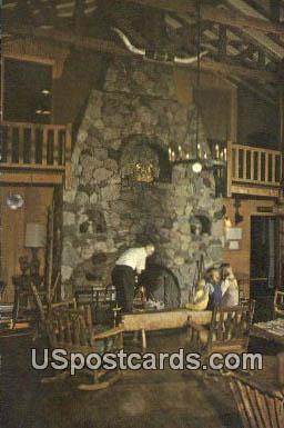 Hotel Du Nord - Sister Bay, Wisconsin WI Postcard