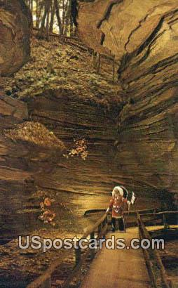 Witches Gulch - Wisconsin Dells Postcards, Wisconsin WI Postcard
