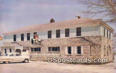 The Mill - Sturgeon Bay, Wisconsin WI Postcard