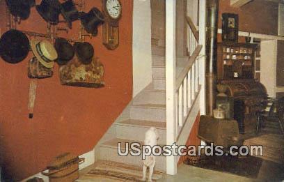 Milton House - Wisconsin WI Postcard
