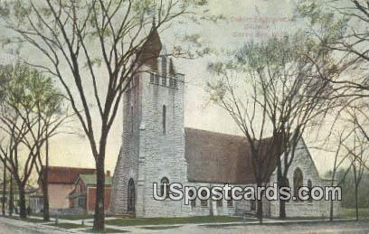Christ Episcopal Church - Green Bay, Wisconsin WI Postcard
