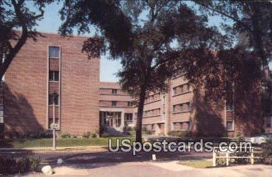 O'Donnell Hall, Marquette University - MIlwaukee, Wisconsin WI Postcard