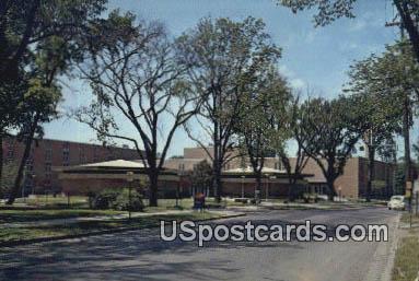 Oshkosh State University - Wisconsin WI Postcard