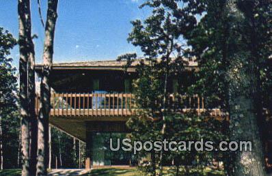 Lake Julia Campus - Rhinelander, Wisconsin WI Postcard