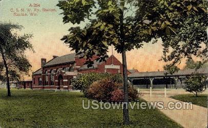 Racine, Wisconsin Postcard