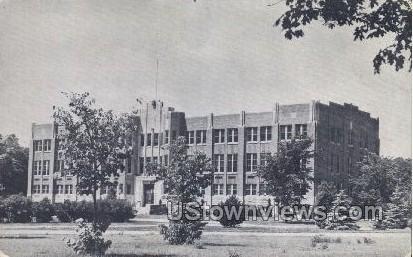 Salvation Seminary - St. Nazianz, Wisconsin WI Postcard