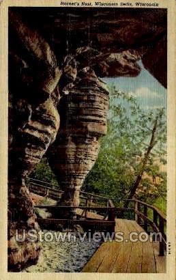 Hornet's Nest - Wisconsin Dells Postcards, Wisconsin WI Postcard