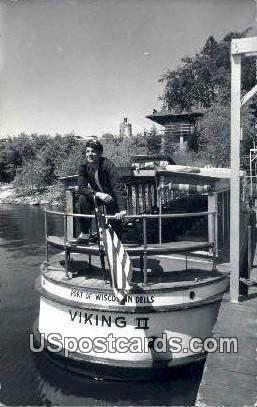 Viking II - Wisconsin Dells Postcards, Wisconsin WI Postcard