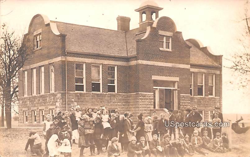 School Children - Windsor, Wisconsin WI Postcard
