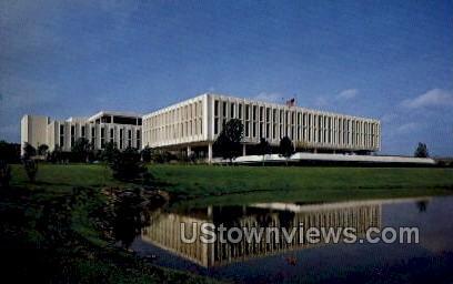Wausau Story - Wisconsin WI Postcard
