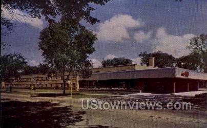 Hotel Mead - Wisconsin Rapids Postcards, Wisconsin WI Postcard