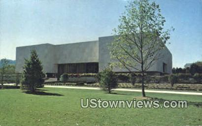 Science & Culture Center - Charleston, West Virginia WV Postcard
