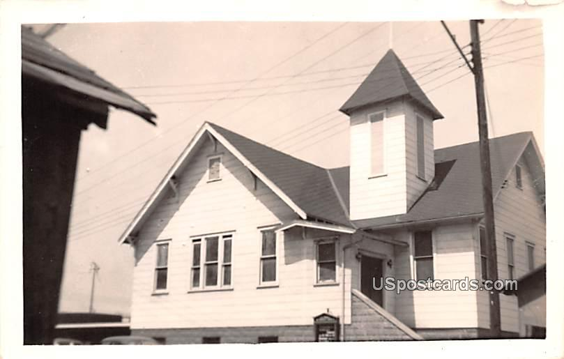 Grace Methodist Church - Charleston, West Virginia WV Postcard