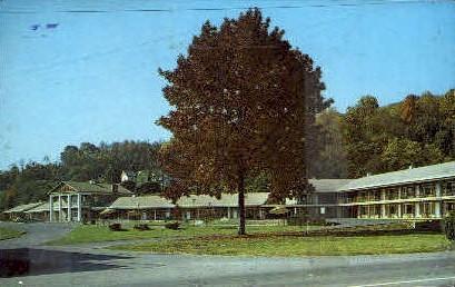 Crislip Motor Lodge  - Grafton, West Virginia WV Postcard