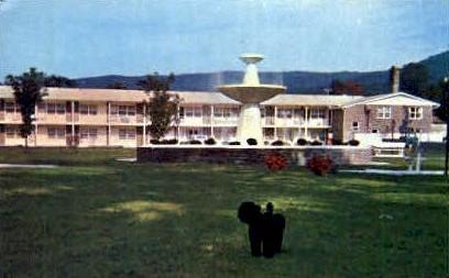 The Hermitage  - Bartow, West Virginia WV Postcard