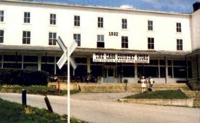 Cass Country Store  - Pocahontas County, West Virginia WV Postcard