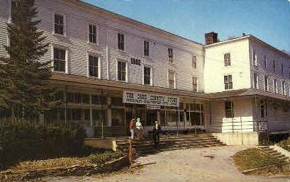 Cass Scenic Railroad - Pocahontas County, West Virginia WV Postcard